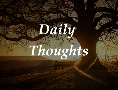 Daily-Thoughts